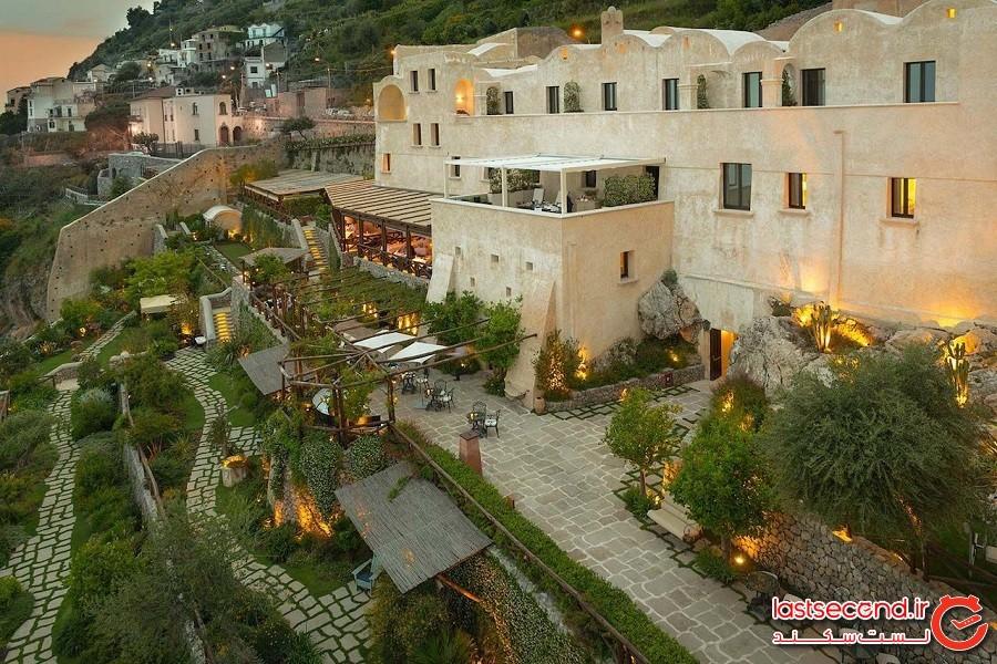 صومعه سانتا روسا – ساحل آمالفی کشور ایتالیا