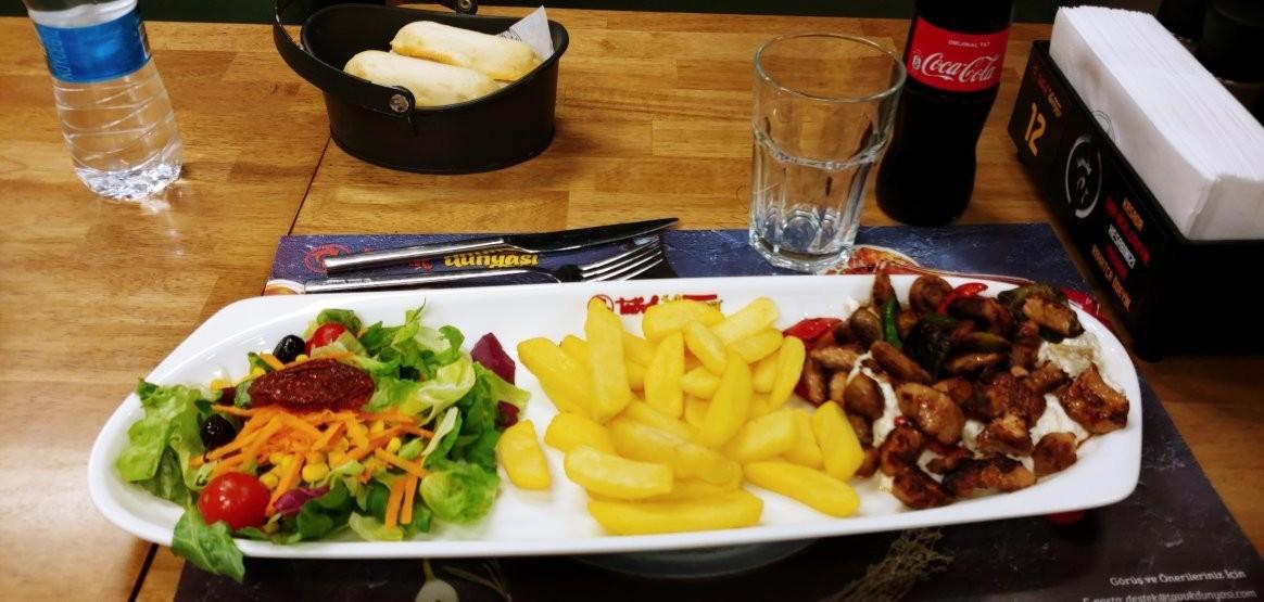 رستوران تاووک دونیاسی