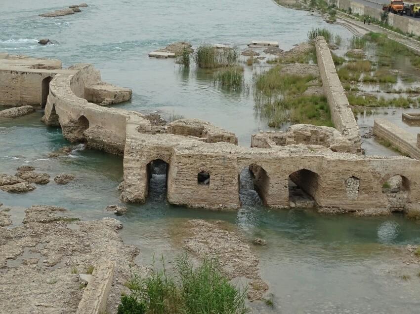 Dezful Water Mills
