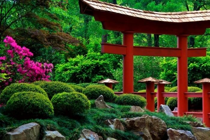 باغ ژاپنی باتومی