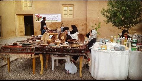 Tahmineh Residence Restaurant