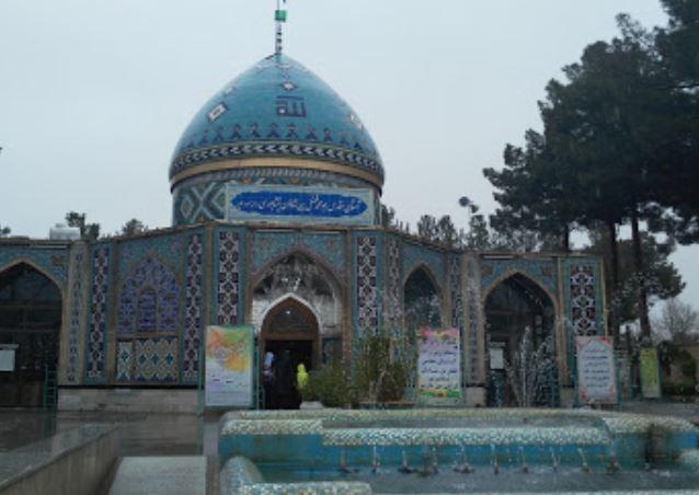 Tomb of Fazl Ibn Shazan