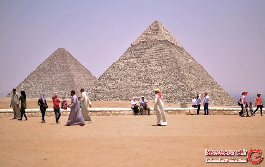 قاهره و جیزه، مصر
