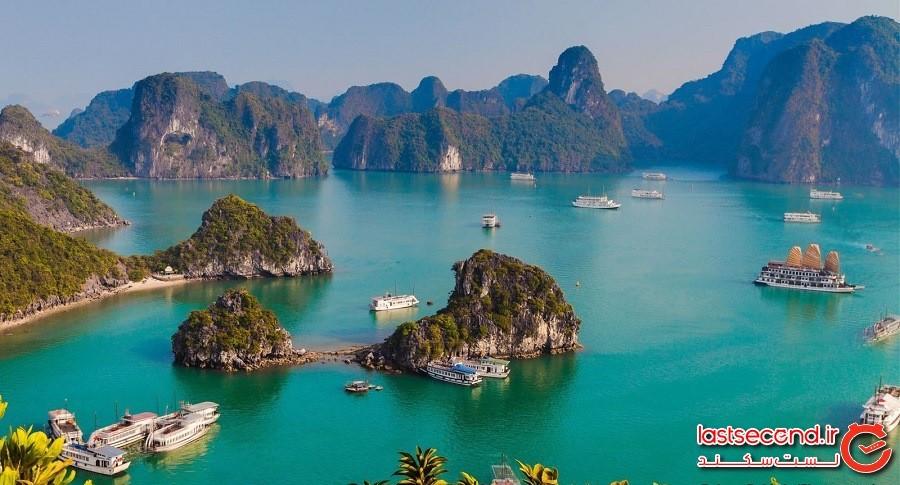 خلیج هالونگ، ویتنام