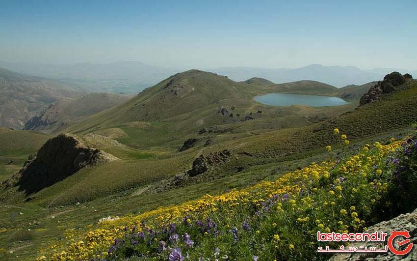 دریاچه دالامپر ارومیه
