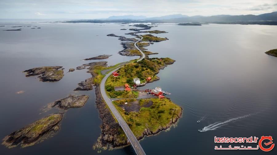 جاده اقیانوس اطلس - نروژ