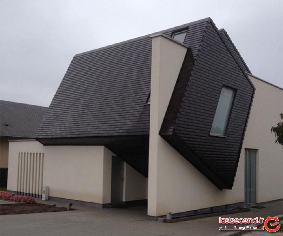 زشتترین خانههای جهان که مردم در آن زندگی میکنند