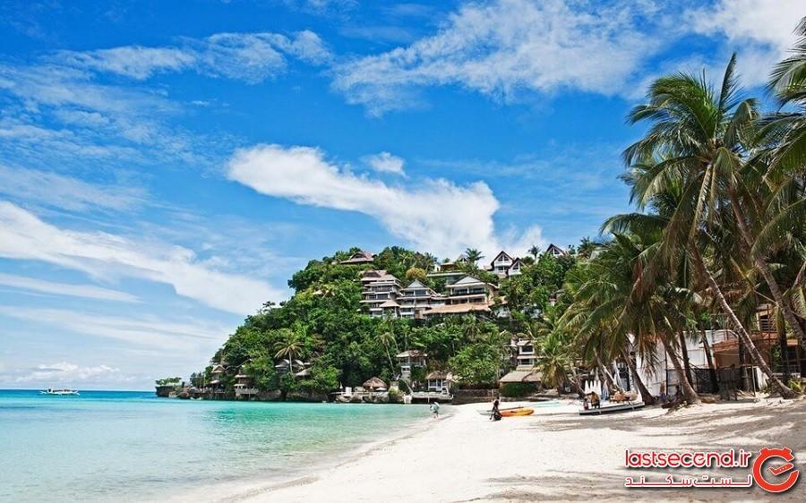 بوراکِی، فیلیپین