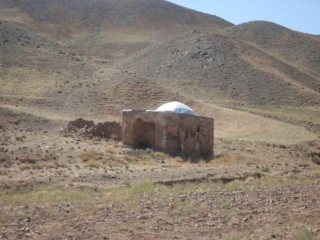 Qezel Qaleh Village