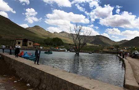 چشمه شاه بلاغی