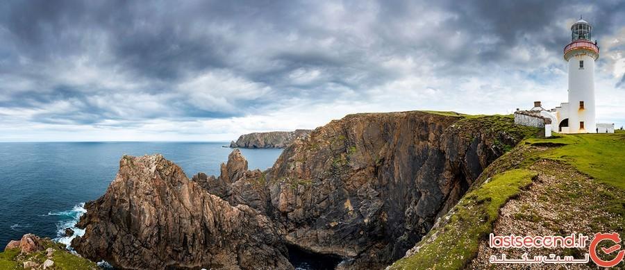 این جزیره ی ایرلندی در جستجوی دورکاران است