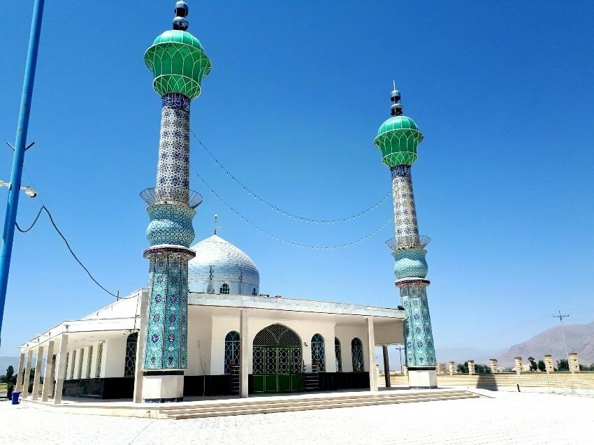 Tomb of Seyed Zein Alabedin Almosavi