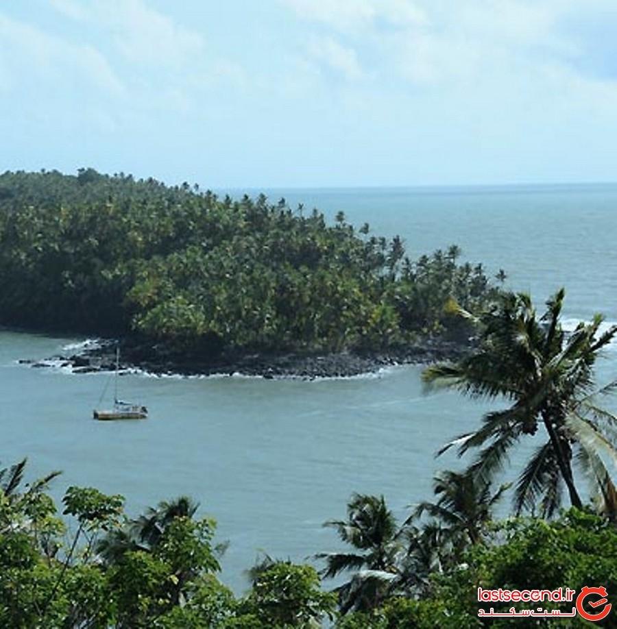 تصاویری از جزیرههای شیطان؛ فرنچ گوئیانا