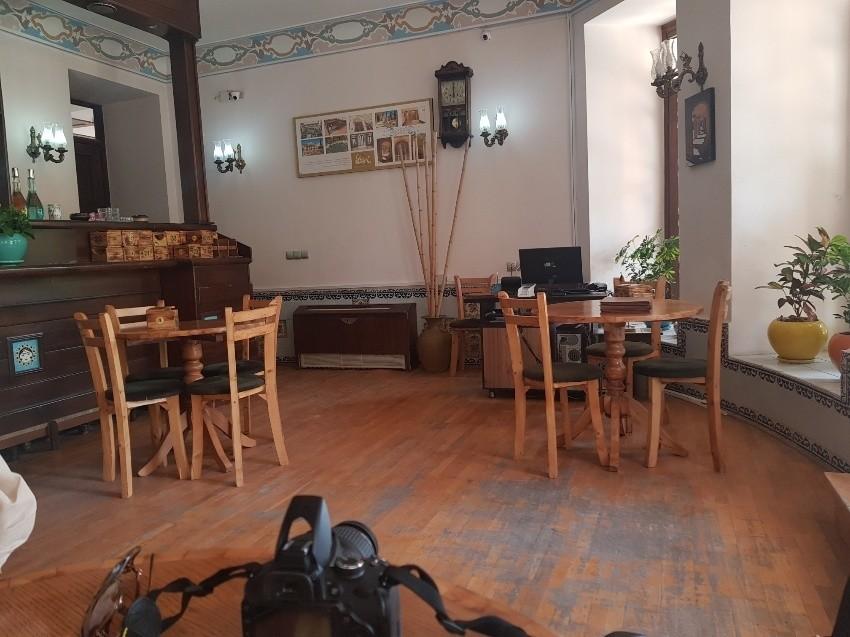 کافه عمارت شاپوری