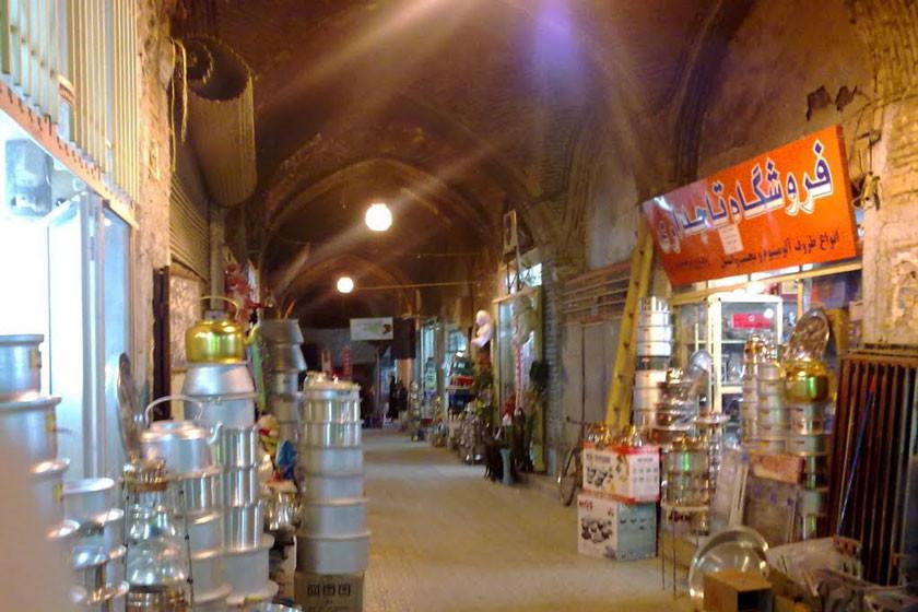The Golpayegan Indoor Market