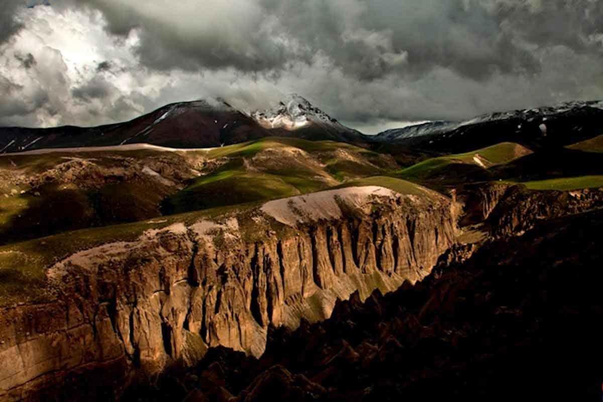 شیروان دره سی، دره مرموز مشگین شهر