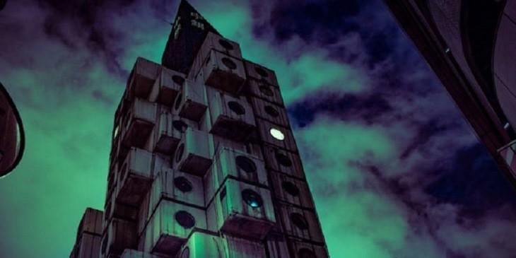 تصاویر خیرهکننده ای از شب های توکیو که گویی مربوط به آینده است