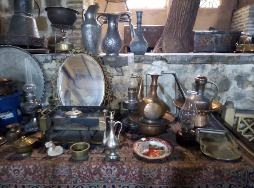 Khansar Watermill Tea House