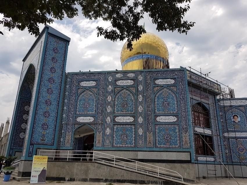 Ebrahim and Ghasem Holy Shrine