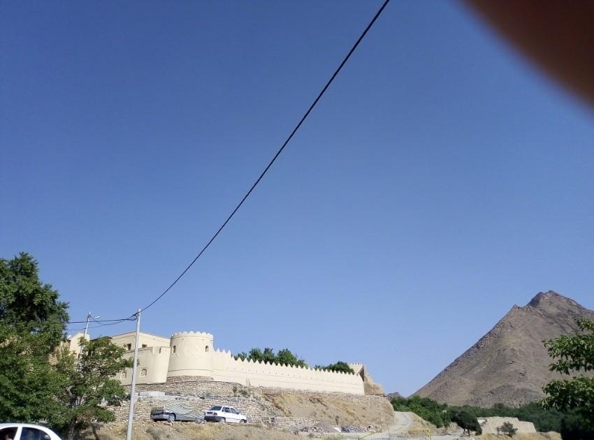Mahneshan Castle