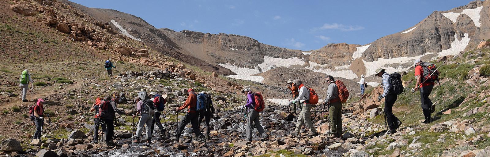 تور صعود قله علم کوه