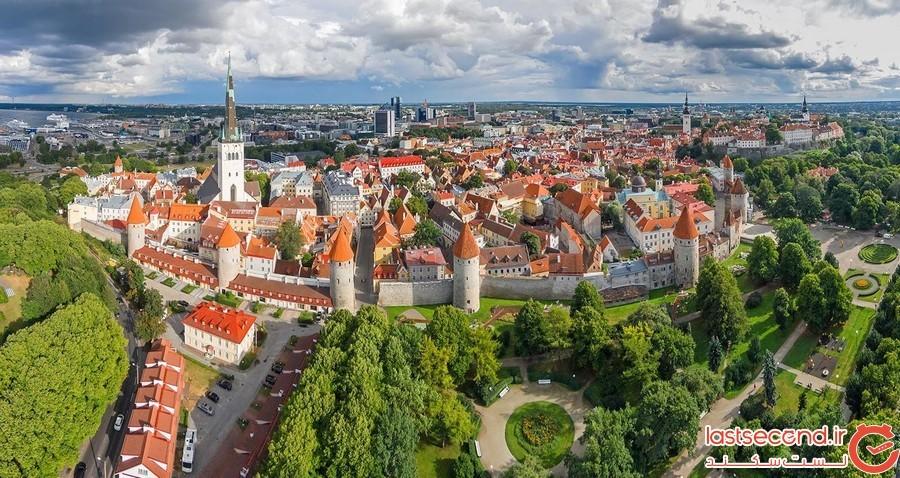 تالین در استونی
