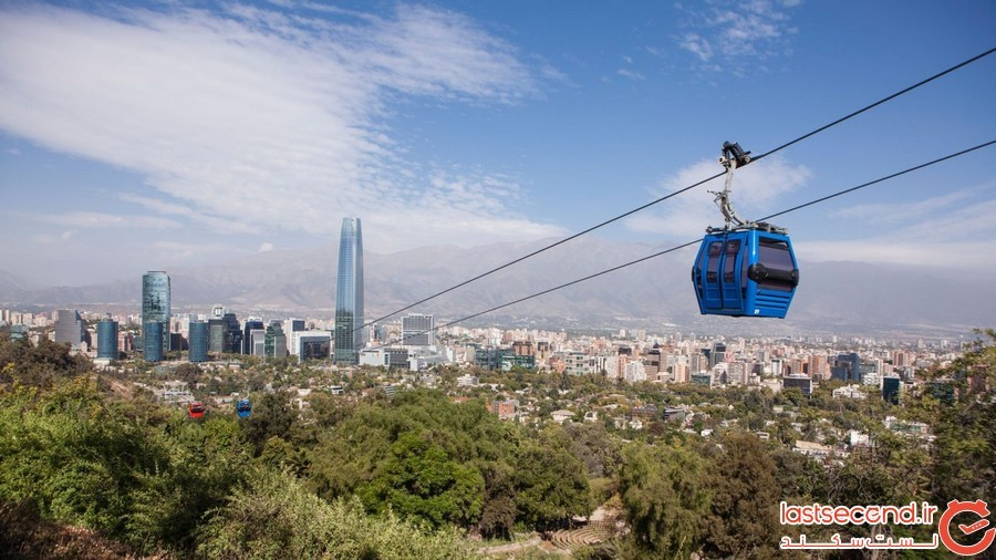 سانتیاگو در شیلی