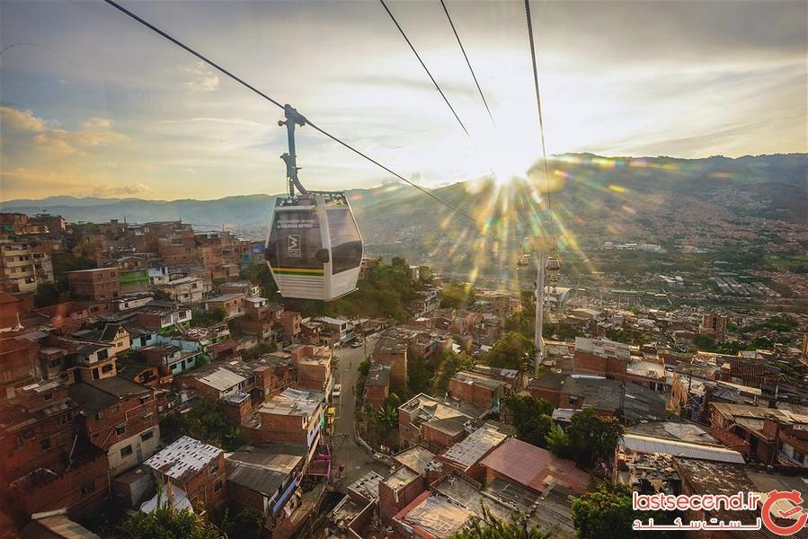 مدئین در کلمبیا
