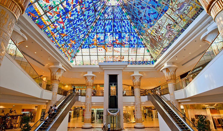 زیباترین سقف های شیشه ای دنیا در چه مناطقی قرار دارند؟