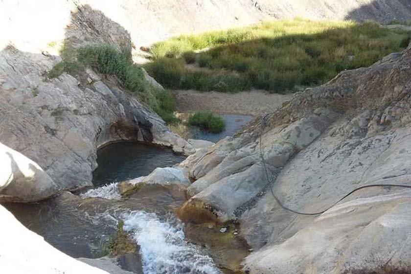 آبشار سه کاسه جهان جان