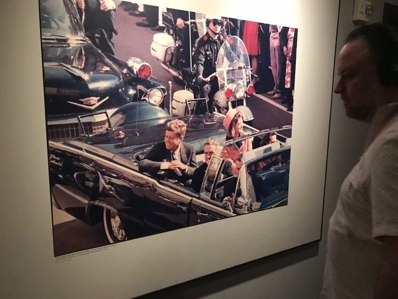 The Sixth Floor Museum at Dealey Plaza - 03.jpg