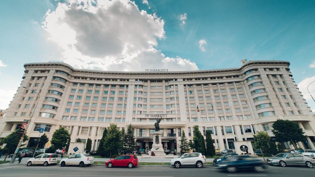 گرند هتل جی دبلیو ماریوت بخارست