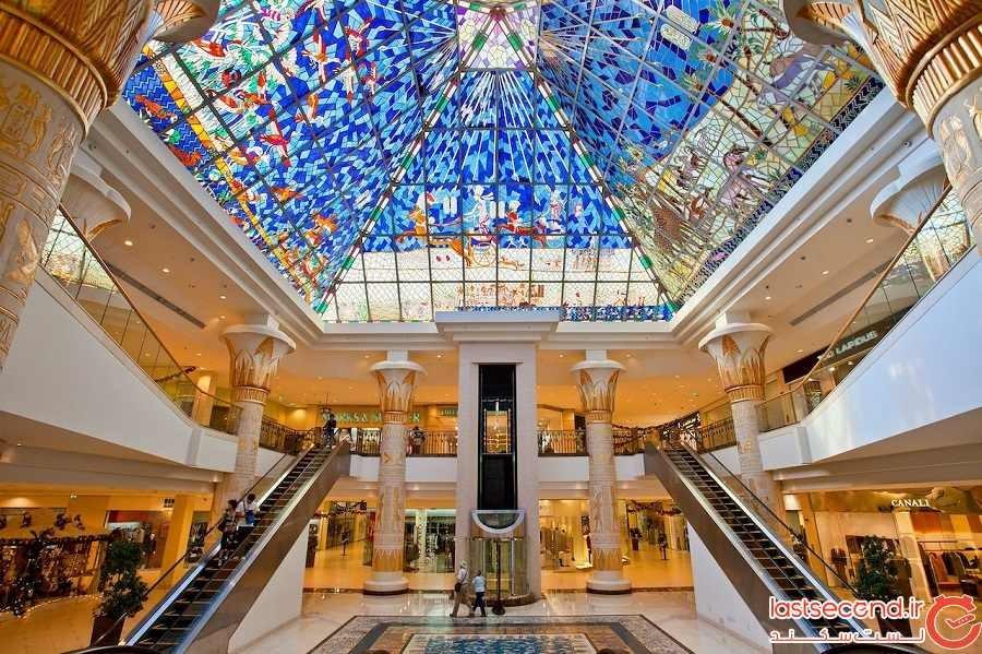 مرکز خرید وافی - شهر دبی - امارات متحده عربی