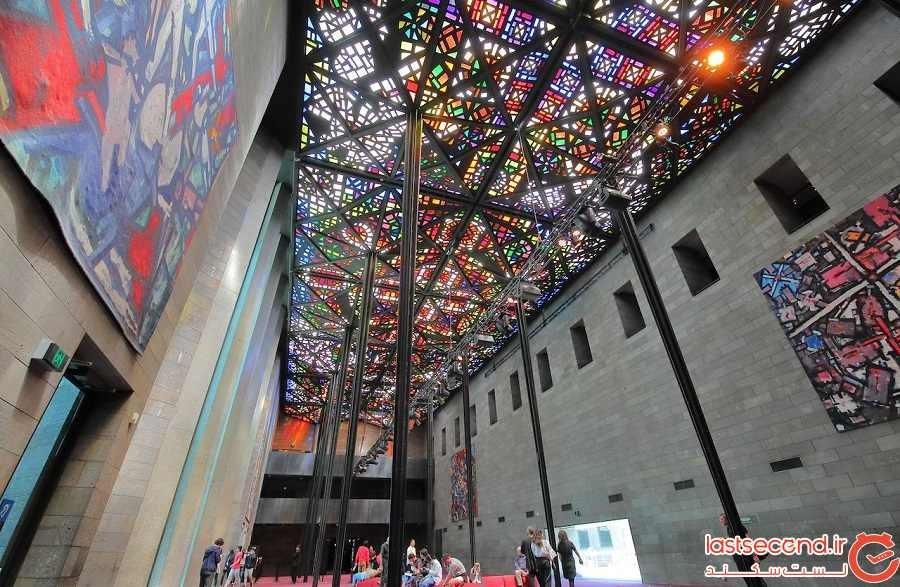 گالری ملی ویکتوریا - شهر ملبورن - استرالیا