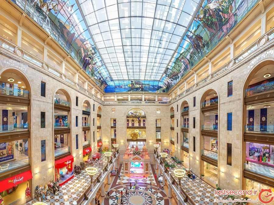 فروشگاه چیلدرنز ورلد (دتسکای میر) - شهر مسکو - روسیه