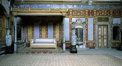 حرمسرای کاخ توپکاپی
