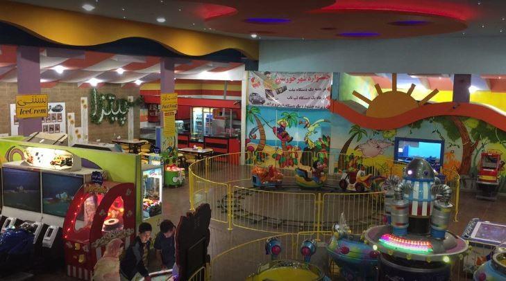Shahre Khorshid Amusement Park