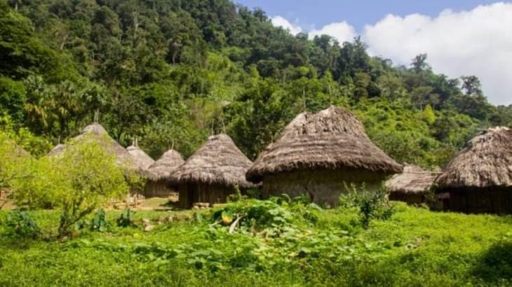 شهر گمشده کلمبیا که کمتر کسی میتواند قدم به آن بگذارد