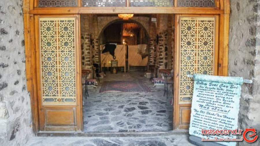 شِکی: شهر جاده ابریشمِ آذربایجان، حالا یکی از مناطق میراث جهانی یونسکو است