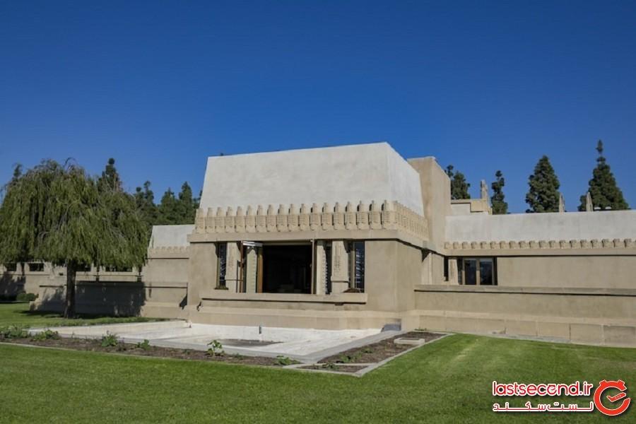 ثبت جهانی هشت اثر معماری فرانک لوید رایت در سازمان میراث جهانی یونسکو