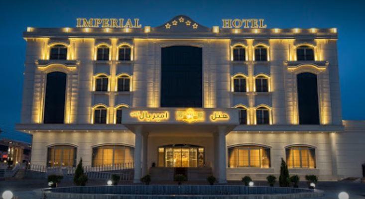 هتل هتل امپریال ارس جلفا