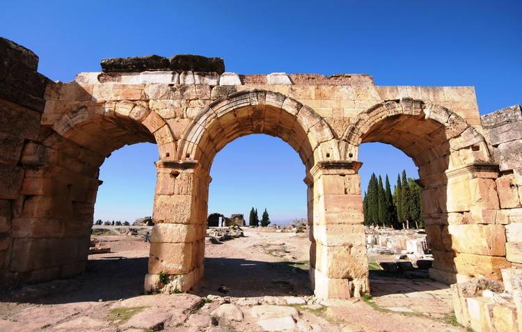 Hierapolis Basilica Bath