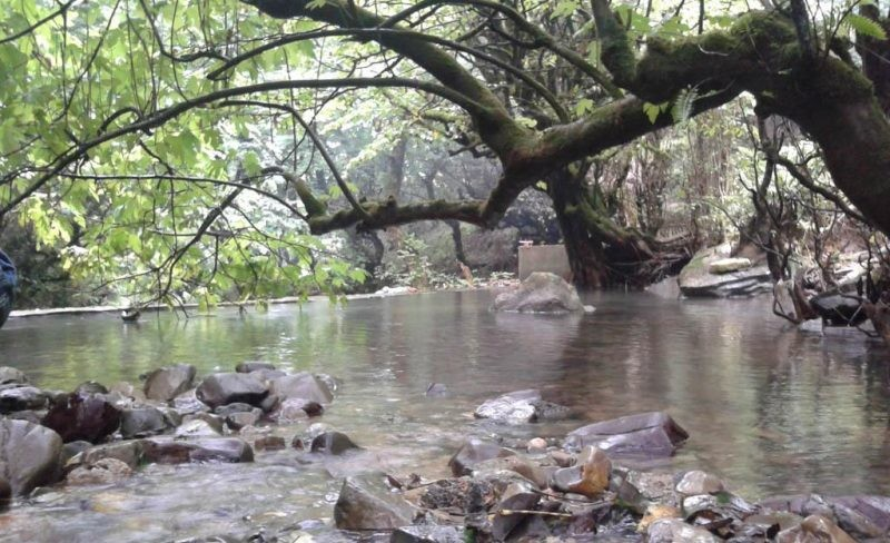 رودخانه سفیدآب (روستای دیورش)