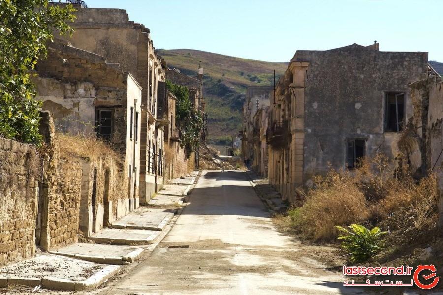یک شهر متروکه در سیسیل، به زندگی بر میگردد
