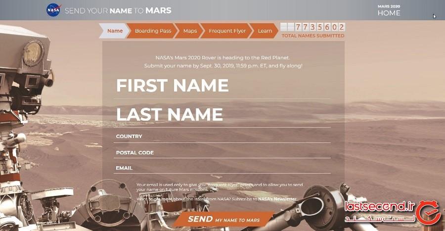 پیام ناسا به عموم مردم: شما بزودی عازم سفر به مریخ خواهید بود