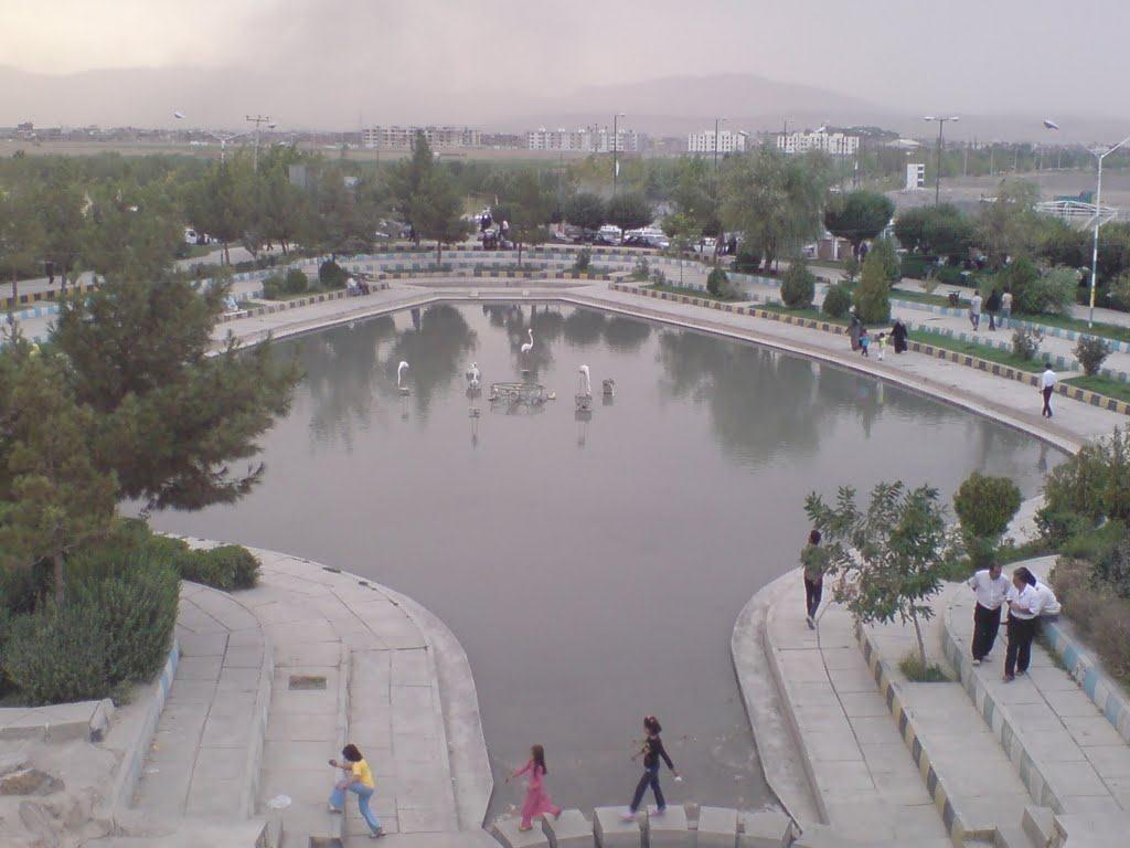 Haft Cheshmeh Promenade