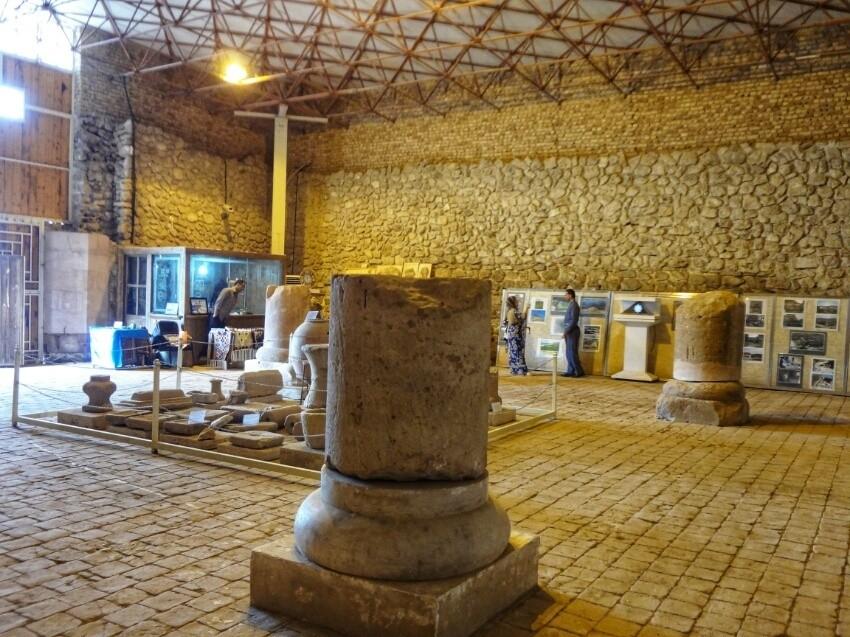 موزه تخت سلیمان