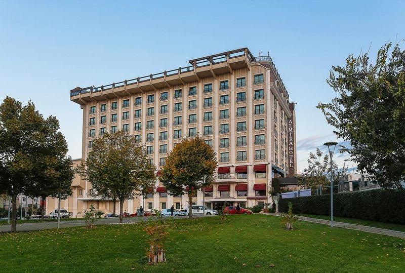 هتل آلمیرا