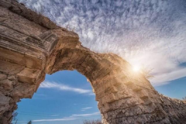 یک میدان گلادیاتور رومی با قدمت 2000 سال در ترکیه کشف شد