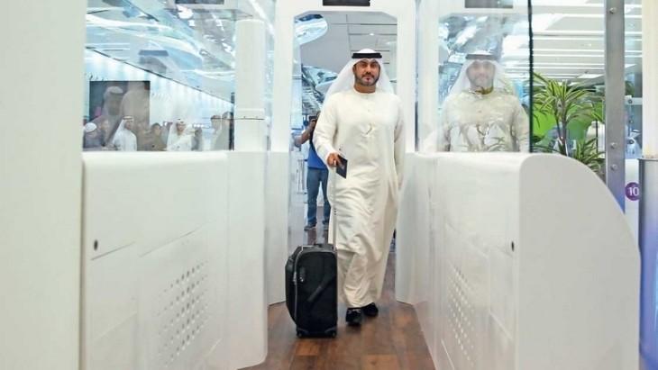عبور 20 هزار مسافر از فرودگاه بینالمللی دبی، بدون نشان دادن گذرنامه